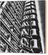 Lloyd's Of London Building Wood Print