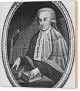 Luigi Galvani (1737-1798) Wood Print