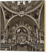 Saint Marys Orthodox Cathedral Wood Print