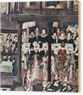 Sir Henry Unton (c1557-1596) Wood Print