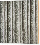 Textile Background Wood Print