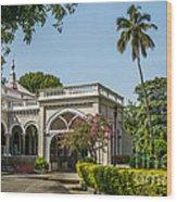 The Aga Khan Palace Wood Print