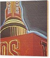 Tower Theatre Wood Print