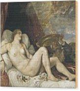 Ttitia, Tiziano Vecello, Also Called Wood Print