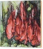 #618 Lifeless Beauty Wood Print