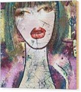 Beverly Wood Print