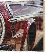 '64 Max Wedge Wood Print