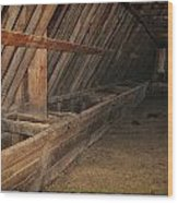 6417 Wood Print