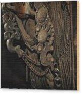 6425 Wood Print