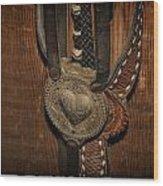 6427 Wood Print