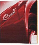 '65 Dodge Coronet Wood Print