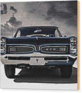 '67 Gto Wood Print