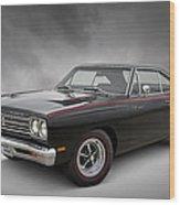 '69 Roadrunner Wood Print