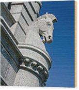 6th New York Cavalry Wood Print