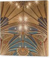 Cathedral Of St. John The Baptist Savannah Georgia Wood Print