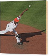 Chicago White Sox V Houston Astros Wood Print