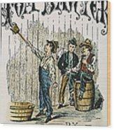 Clemens: Tom Sawyer Wood Print