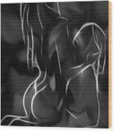 Ecstasy Wood Print