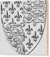 Edward IIi (1312-1377) Wood Print