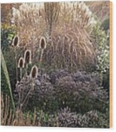 Great Dixter, East Sussex Wood Print