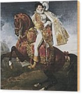 Gros, Antoine Jean, Baron 1771-1835 Wood Print