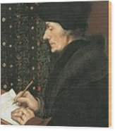 Holbein, Hans, The Younger 1497-1547 Wood Print