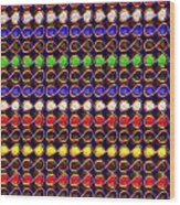 Infinity Infinite Symbol Elegant Art And Patterns Wood Print