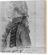 James Wolfe (1727-1759) Wood Print