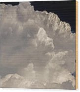Nebraska Storm Cells A Brewin Wood Print