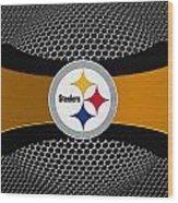 Pittsburgh Steelers Wood Print