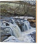 Wain Wath Force Wood Print