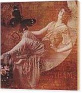 Winsom Women Wood Print