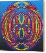 700 34 Wood Print