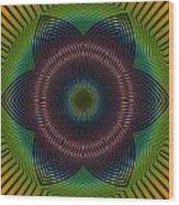 720 Wood Print