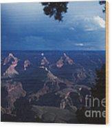 720 Sl Grand Canyon 20 Wood Print