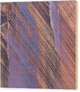 Usa, Utah, Glen Canyon National Wood Print