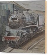 75069 Br Standard Class 4 Wood Print by Martin Howard