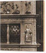 Abruzzo, Laquila, Laquila Wood Print