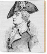 Anthony Wayne (1745-1796) Wood Print