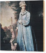 Catherine II (1729-1796) Wood Print