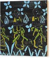 Five Wise Virgins Wood Print