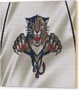 Florida Panthers Wood Print