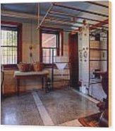 Glensheen Mansion Duluth Wood Print