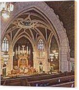Hennepin Avenue Methodist Church Wood Print