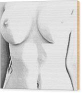 Nude Women Wood Print