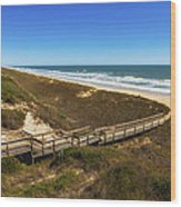 Ponte Vedra Beach Wood Print