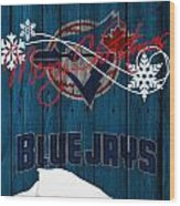 Toronto Blue Jays Wood Print