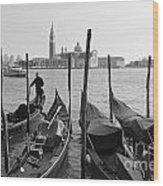 Venice Italy Wood Print