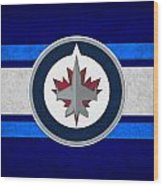 Winnipeg Jets Wood Print