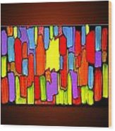Most Wanted Art Award Oil Painting Original Abstract Modern Contemporary House Office Wall Deco  Wood Print